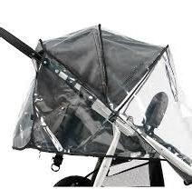 bumbleride twin rain shield