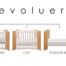 Cocoon-Evoluer-Cot-Mattress-Set