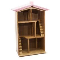 DROUIN 3-storey-dolls-house