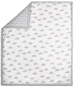 ps quilt grey clouds