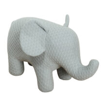 ELLIE THE ELEPHANT  CHAIR – LARGE – Light grey