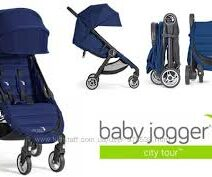 Baby Jogger City Tour – Cobalt