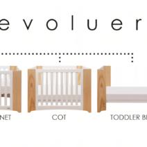 Cocoon-Evoluer-Cot-Mattress-Set