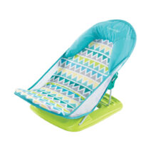DELUXE BABY BATHER – TRIANGLE STRIPES