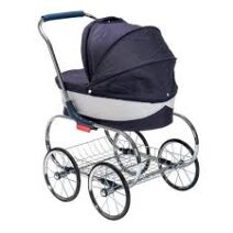 PRINCESS DOLL PRAM 2