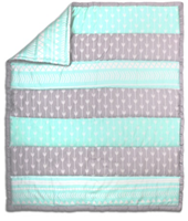 ps mint arrow quilt