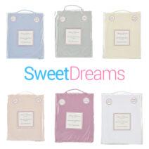Sweet Dream Bassinet fitted sheet