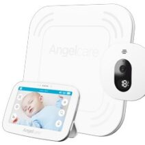 Angelcare AC417 Video, Wireless Movement & Sound Monitor