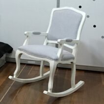 PRESTON ROCKING CHAIR GREY