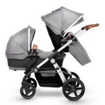 SILVERCROSS WAVE incl. CARRYCOT – SABLE