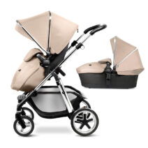 SILVERCROSS PIONEER with CARRYCOT SAND