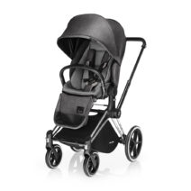 CYBEX PRIAM LUX SEAT MANHATTAN GREY