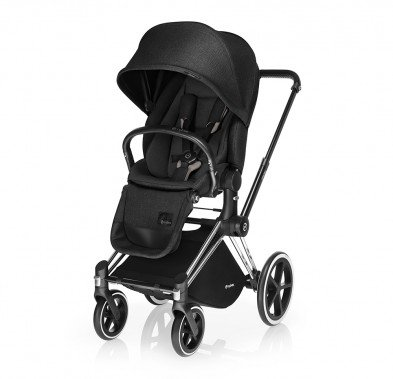 CYBEX PRIAM LUX STARDUST BLACK 1