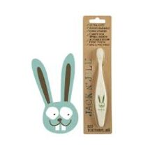 JACK AND JILL TOOTHBRUSH BUNNY