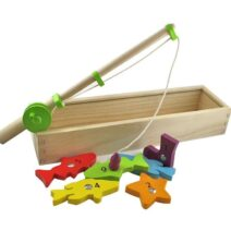 Discoveroo Magnetic Fishing Game