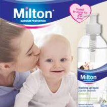milton washing up liquid
